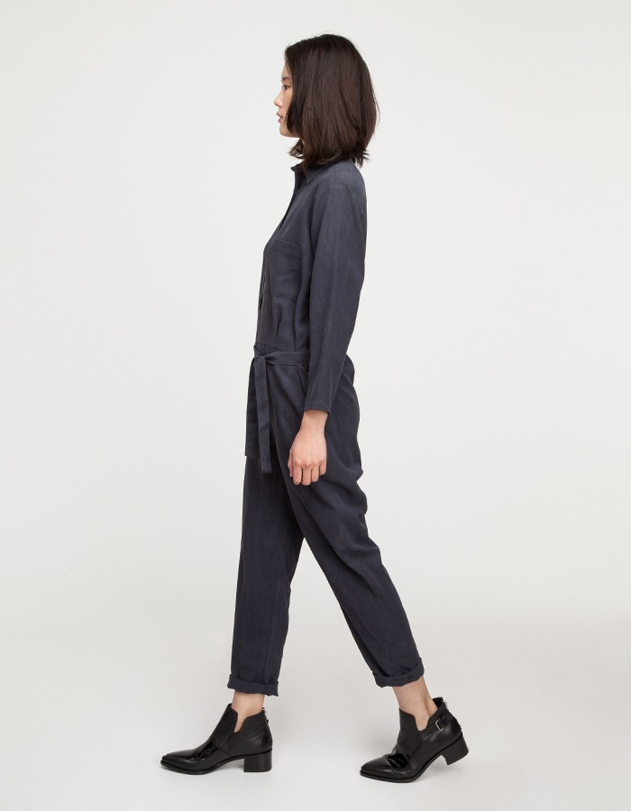 Shirt Jumpsuit. Need Supply. $495.