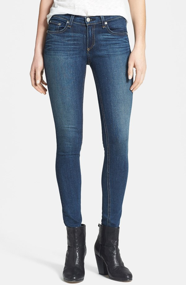 rag & bone Skinny Stretch Jeans (Preston). Nordstrom. $198.