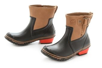 Sorel Slimpack Riding Glow Booties. Shopbop.com. $130.00