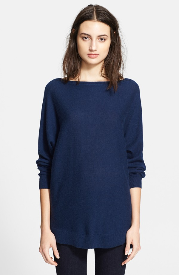 Vince Ladder Stitch Boatneck Sweater. Nordstrom. $345.
