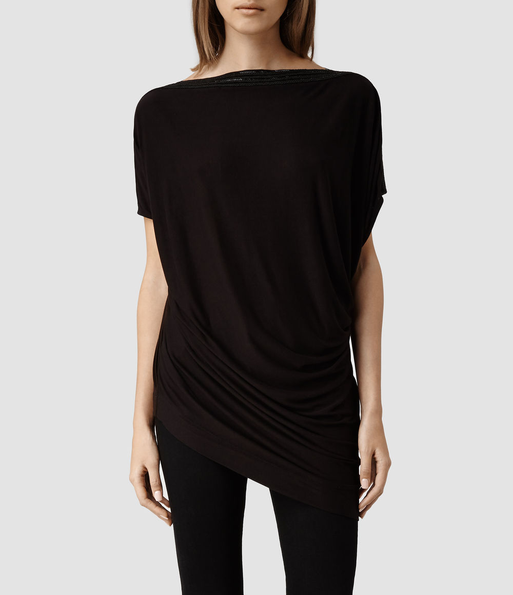 Oriel Tee (Cinder). All Saints. $140.