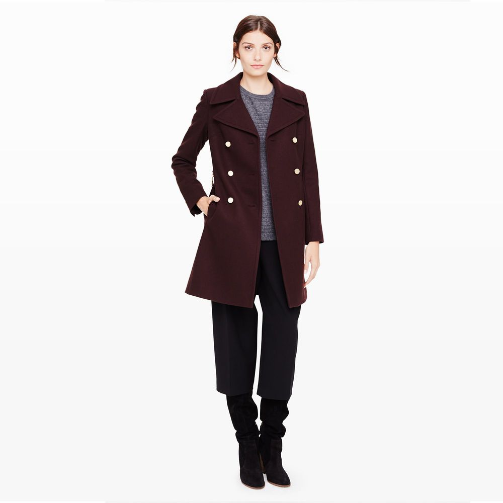 Isabelle Coat. Club Monaco. Was: $398 Now: $279.