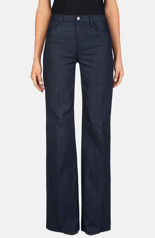 J Brand Eva High Rise Flare Jeans. Nordstrom. $231.