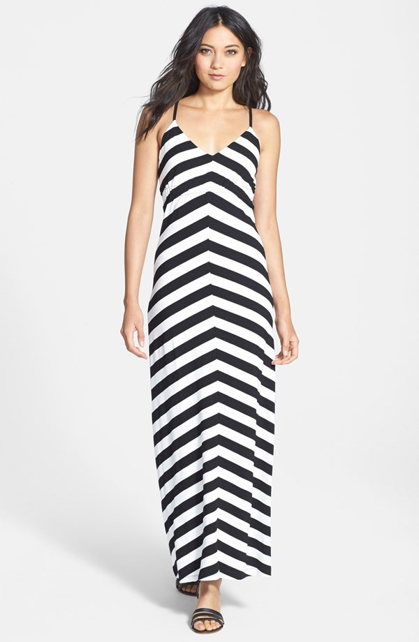 Bardot Stripe Maxi Dress. Nordstrom Exclusive. Nordstrom. $98.