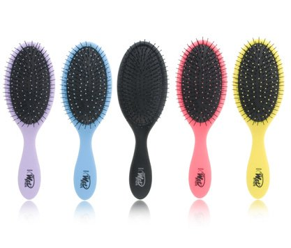 Wet Brush Detangling Shower Brush. Available in multiple colors. Amazon. $8.95.