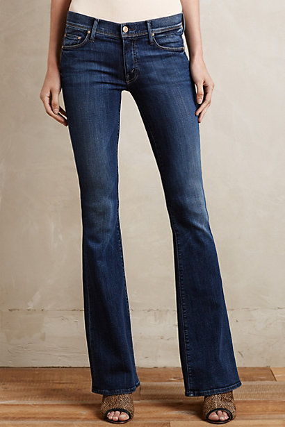 Mother Cruiser Flare Jeans. Anthropology. $210.