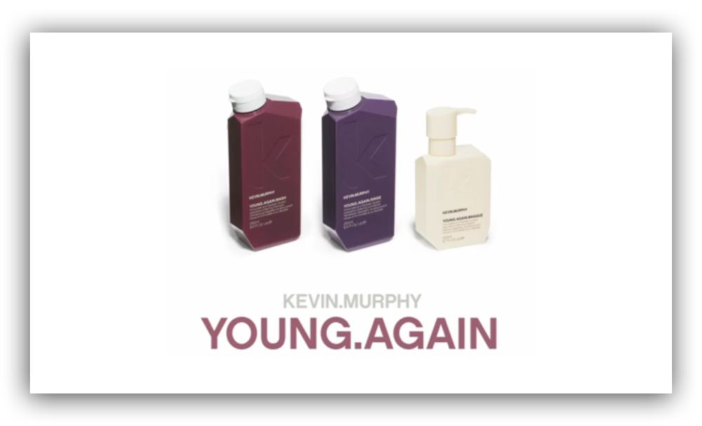 Kevin Murphy Young Again. Watch the video for details!