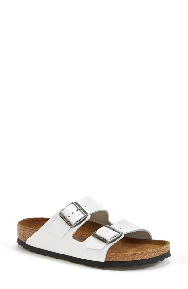 Birkenstock Arizona Soft Footbed Patent Leather. Nordstrom. $134.