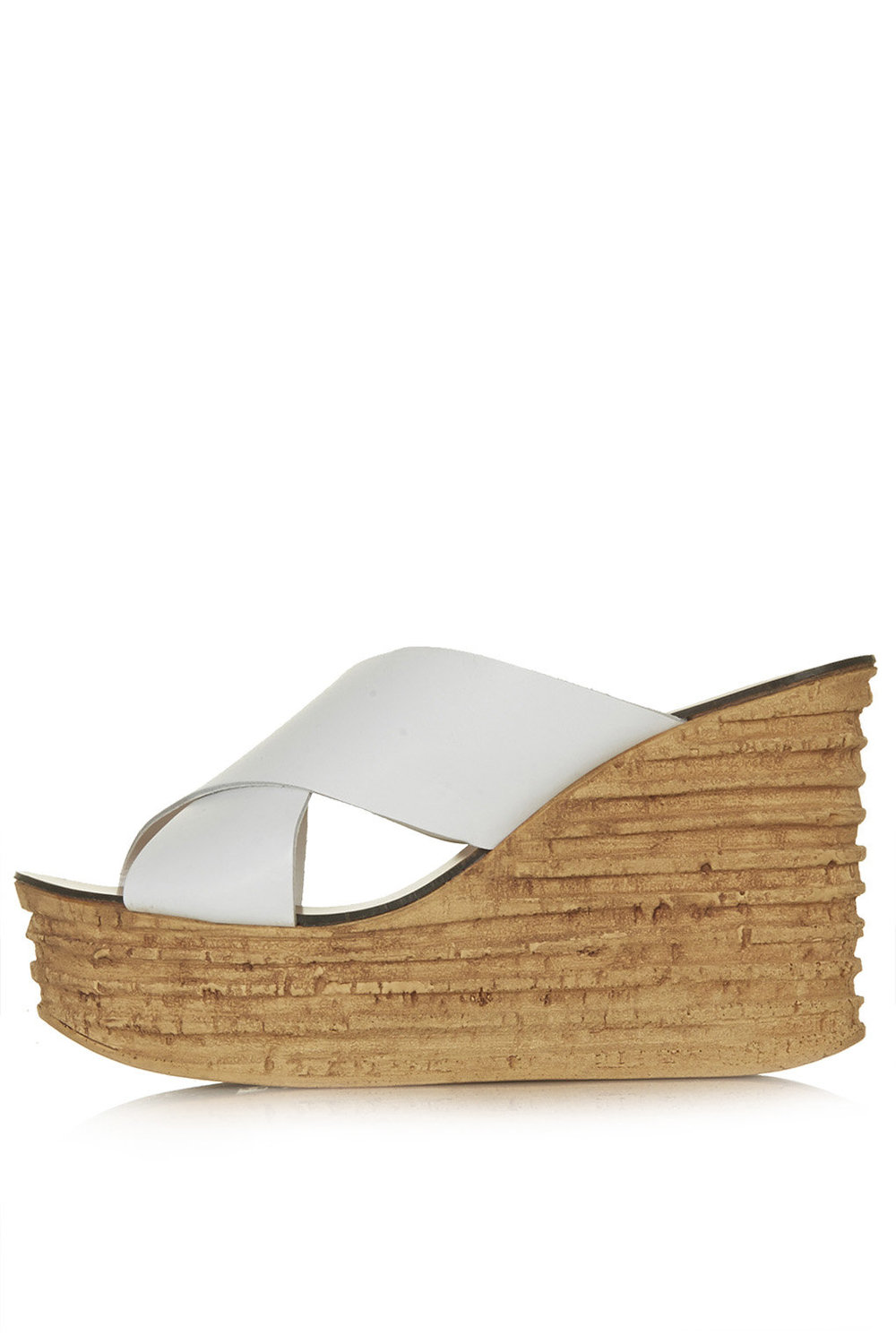 WORKIT Wedge Sandals. Topshop USA. $75.