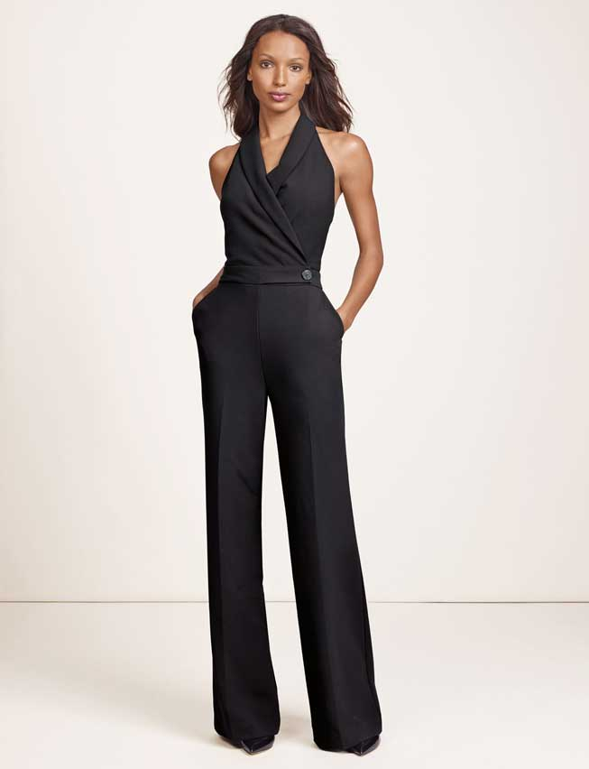 Dark Secrets Jumpsuit. The Limited. $148.