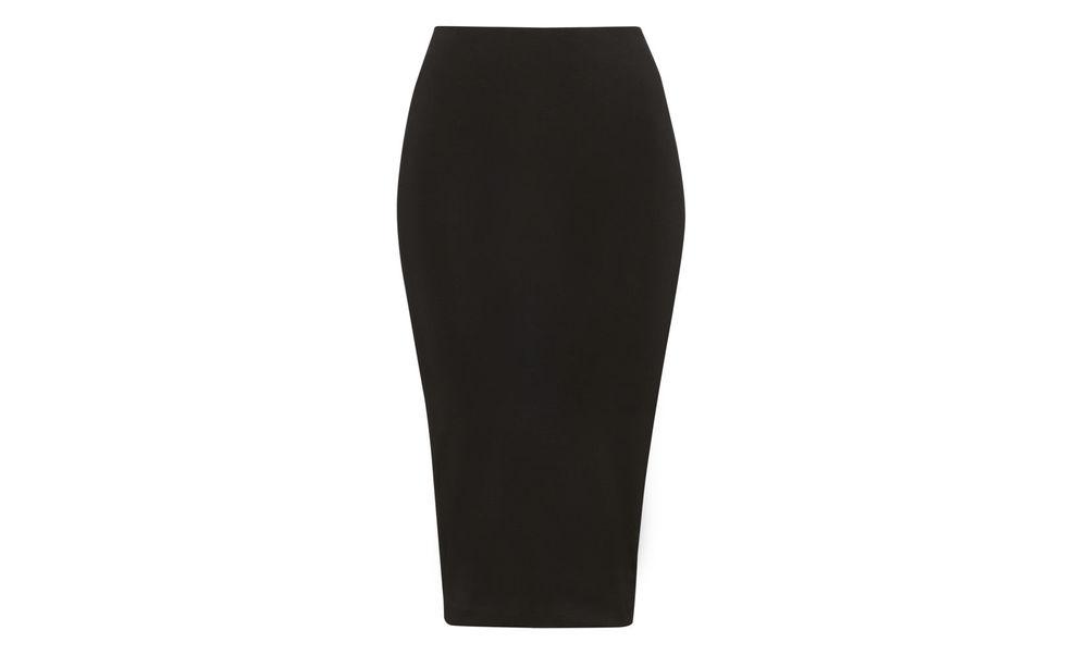 Long Jersey Tube Skirt. Whistles UK. $95.
