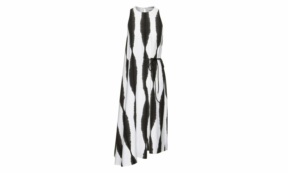 Sekka Stripe Print Dress. Whistles UK. $300.