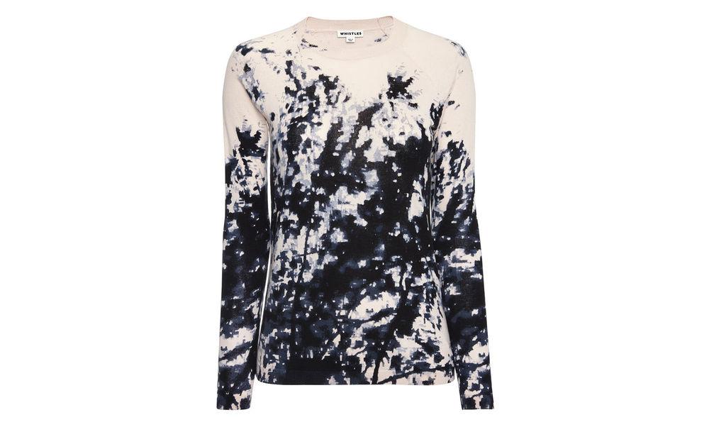 Tree Print Knit. Whistles UK. $180.