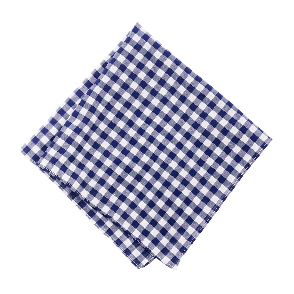 Cotton Pocket Square. Available in multiple colors and prints. J Crew. $39.50.