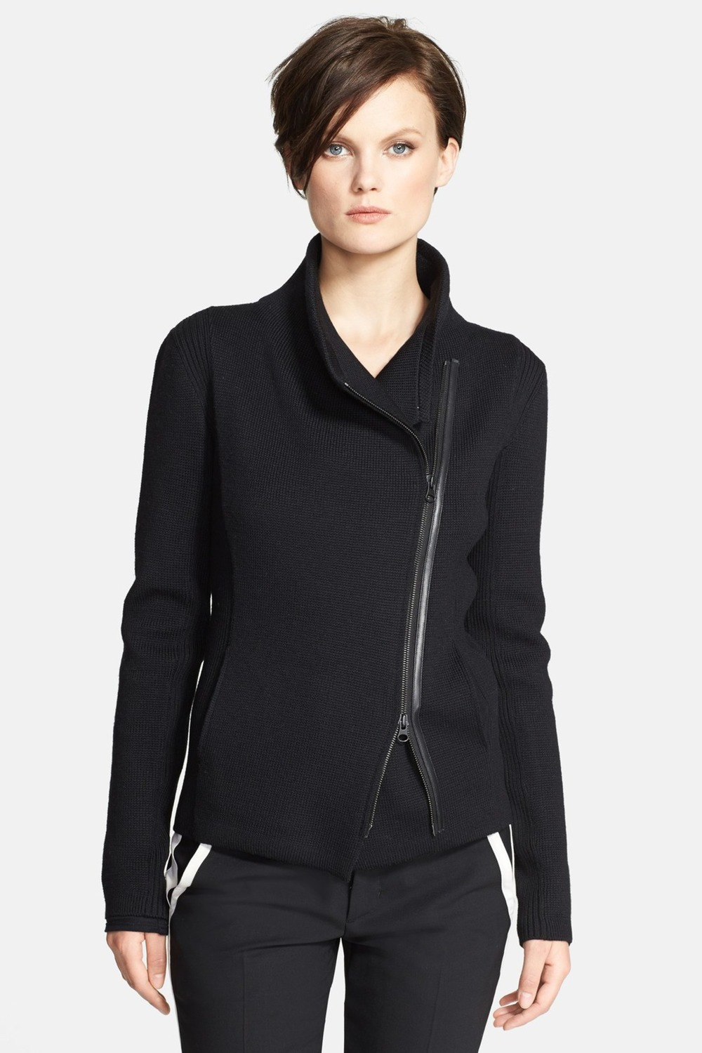 Vince Sweater Scuba Jacket. Nordstrom Rack. Was: $465 Now: $219.