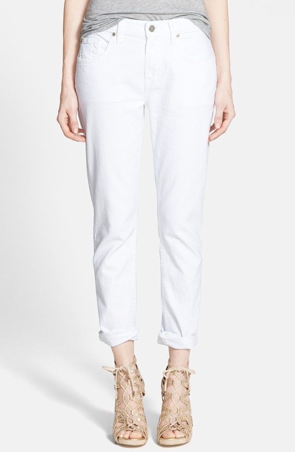 7 For All Mankind Relaxed Skinny Jeans. Nordstrom. $168.