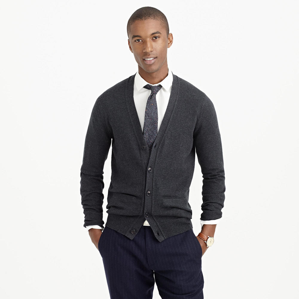 Men's 7Cotton Cashmere Cardigan Sweater. Available in multiple colors. J Crew. Was: $74 Now: $69 with code: SHOPSALE