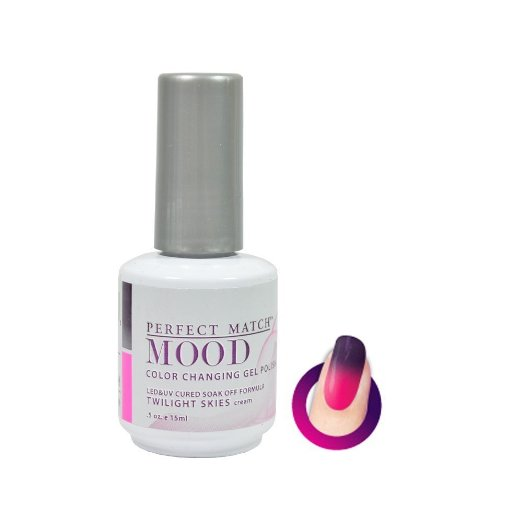 Lechat Perfect Match Mood Color Changing Nail Polish. Amazon. $13.50.