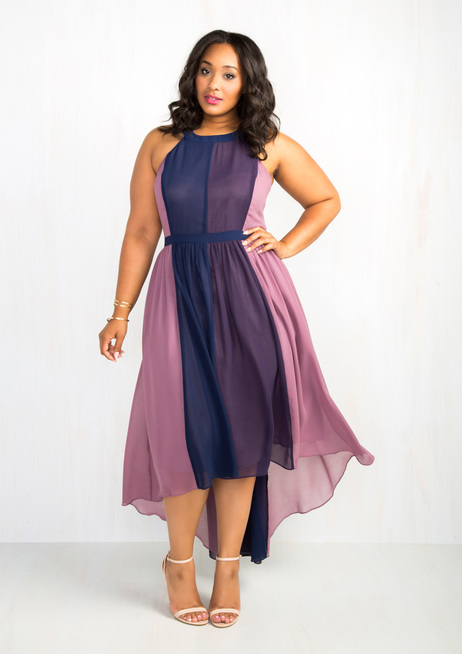 Peachy Queen Dress in Berry. Modcloth. $129.99