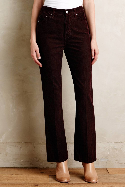Alexa Chung for AG Revolution Kick Flare Jeans. Anthropologie. $198.