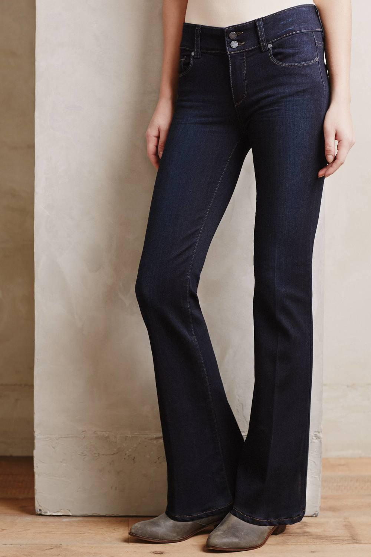 Paige Hidden Hills Petite Bootcut Jeans. Anthropology. $179.