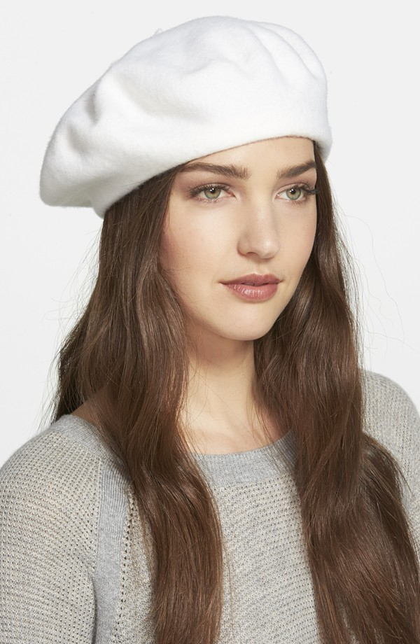 Pankhurst Classic Wool Beret. Available in multiple colors. Nordstrom. $24.