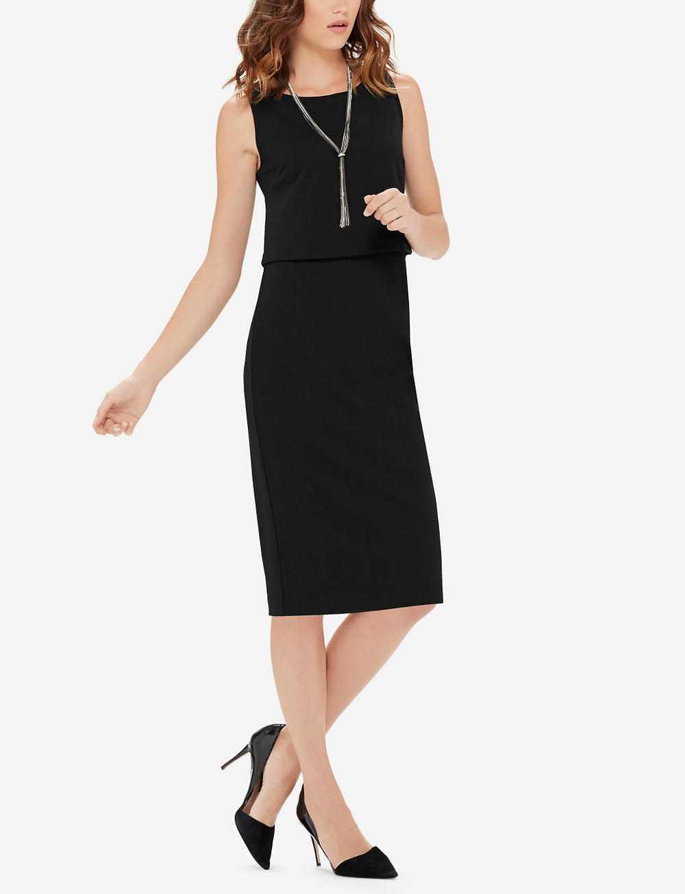 Tall Crop Top Sheath Dress. The Limited. Was: $89 Now: $62.