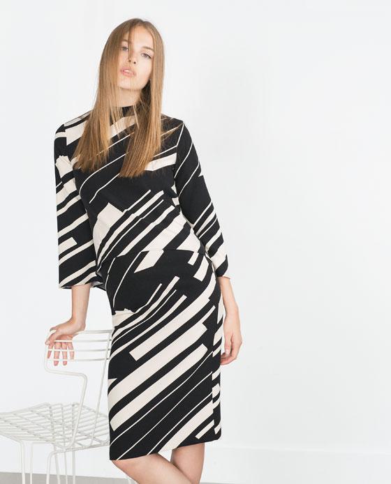 Tube Skirt. Zara. $49.
