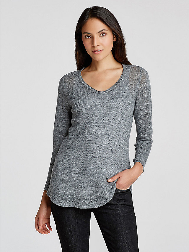 Eileen Fisher Linen Sweater. Eileen Fisher. Was: $148 Now: $99.