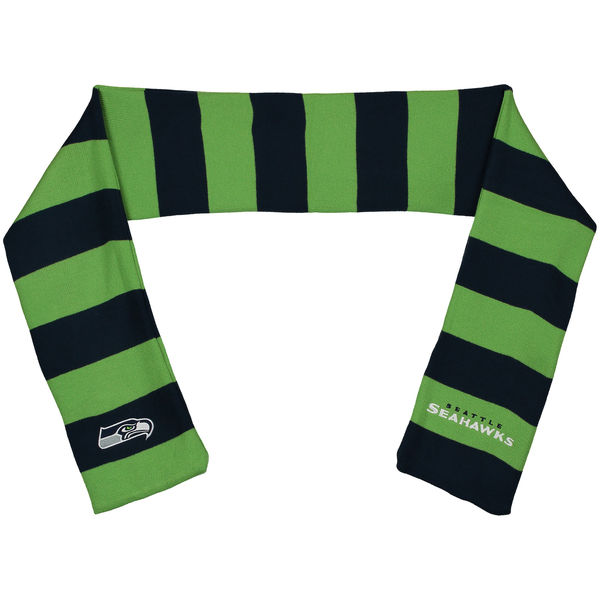 Seattle Seahawks Rugby Scarf. Seahawks Pro Shop. $24.