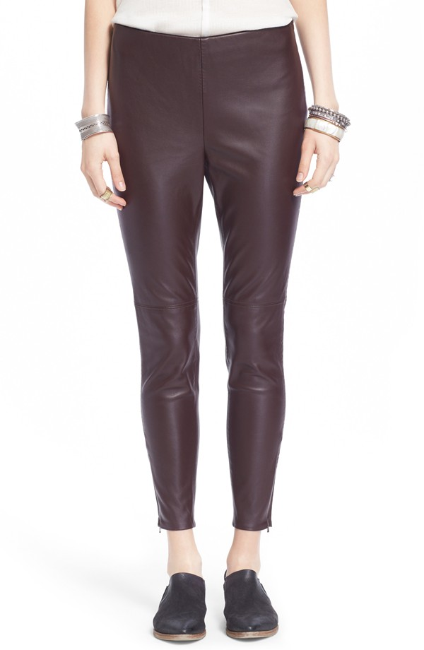 Free People Faux Leather Leggings. Nordstrom. $98.