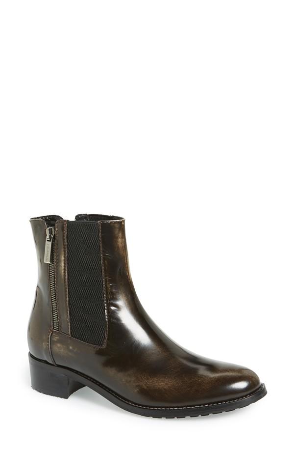 Aquatalia Odelia Weatherproof Chelsea Boot. Nordstrom. $475.