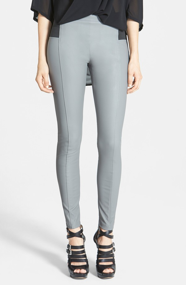 Glamorous Faux Leather Leggings. Nordstrom. $48.