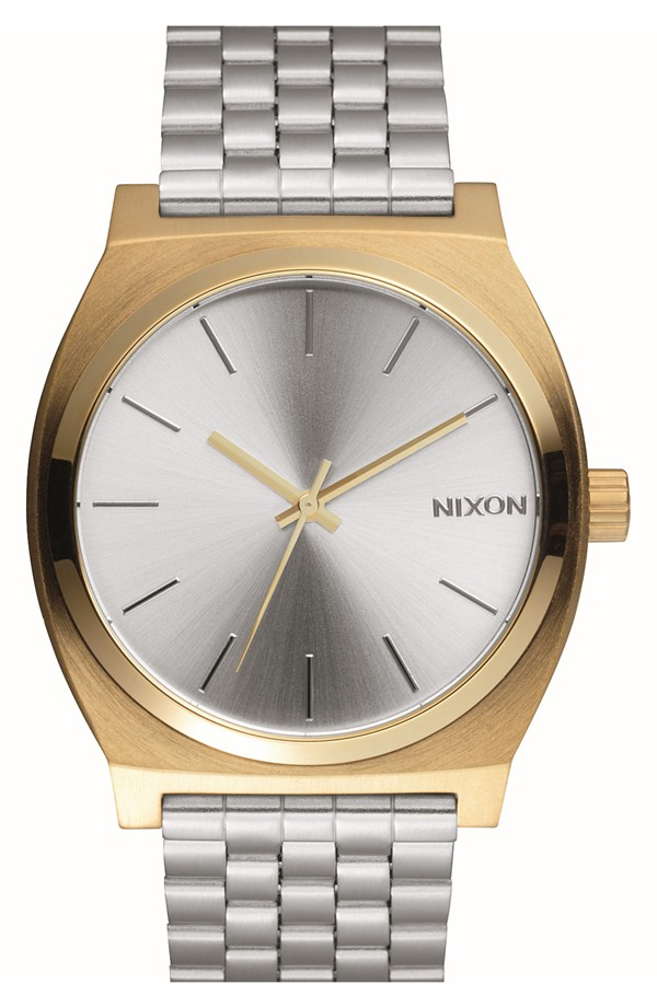 Nixon Time Teller Bracelet Watch. Nordstrom. $100.
