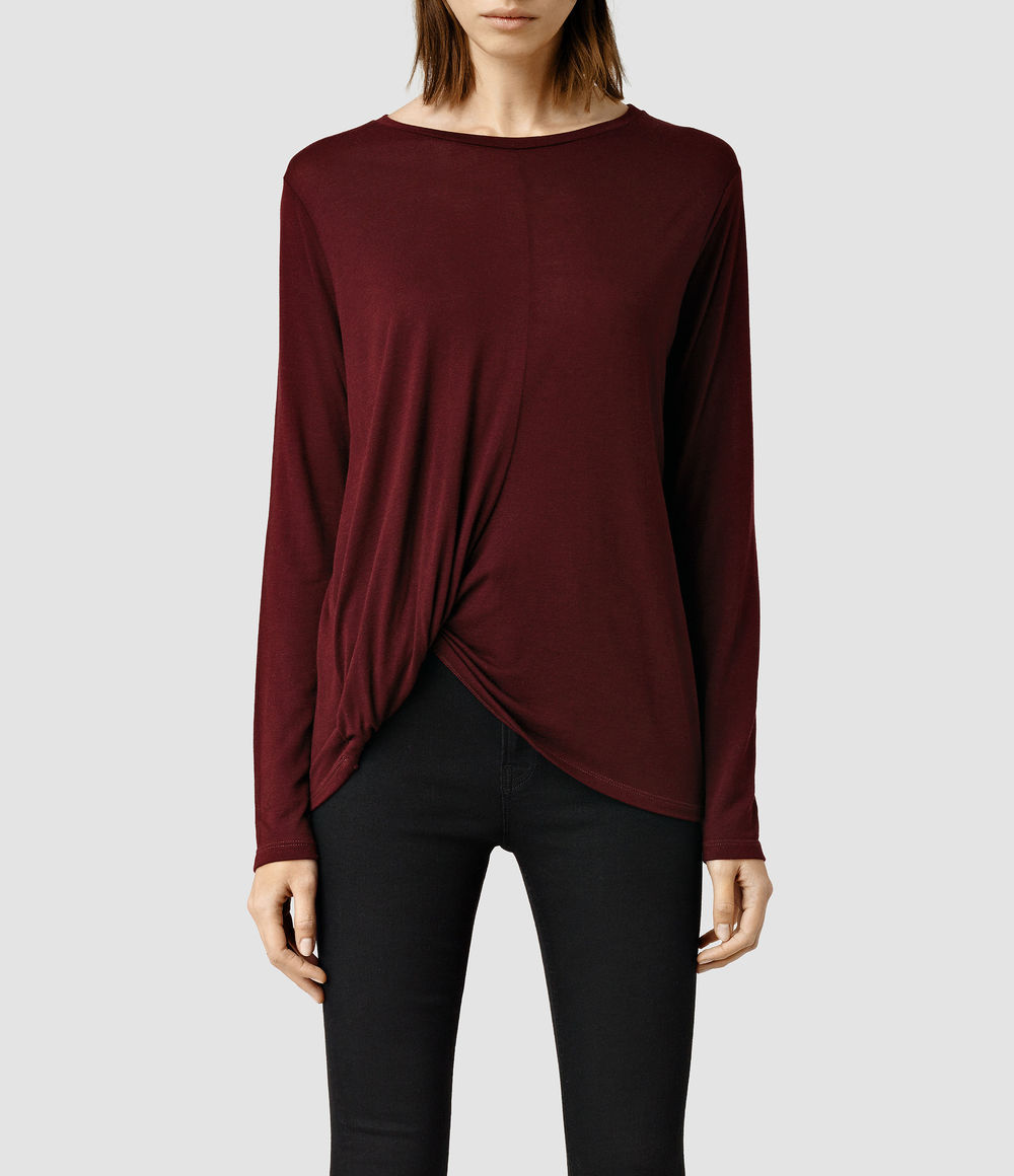 Cann Long Sleeve Tee. All Saints. $88.