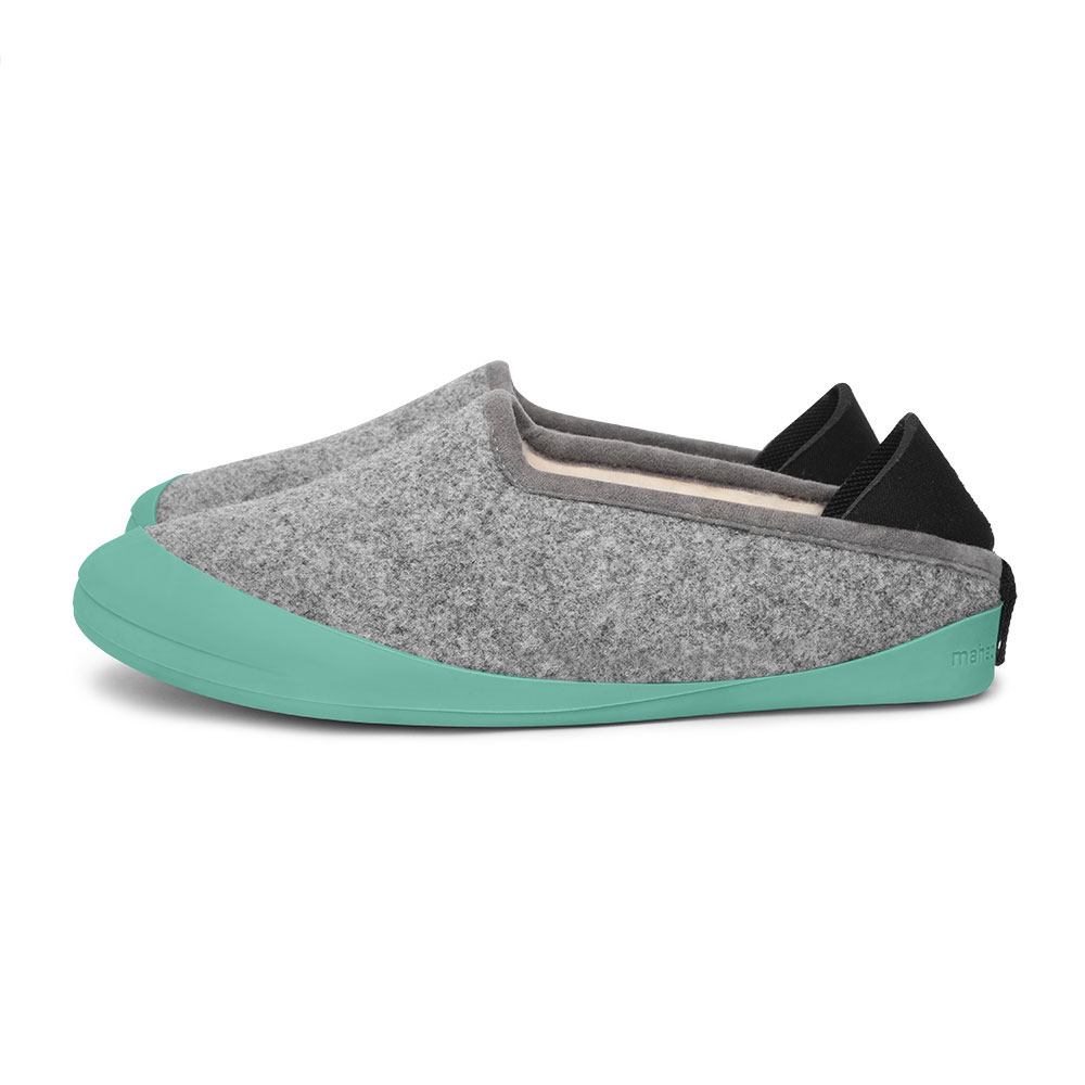 Lark Light Grey Mahabis Classic Bundle + Free Soles. Mahabis. $90.