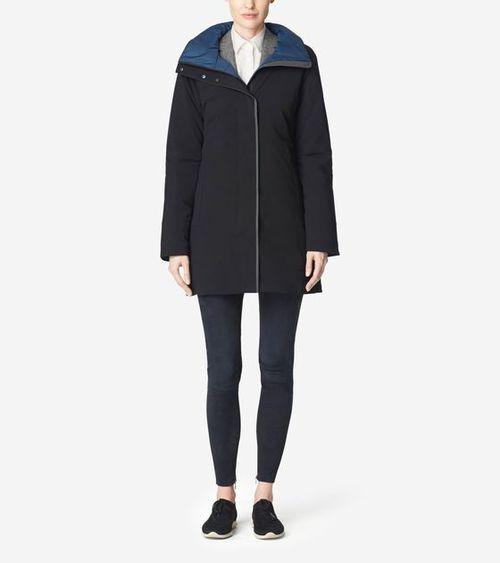 ZeroGrand Metro Coat. Available in three colors. Mountain Hardware. $400.