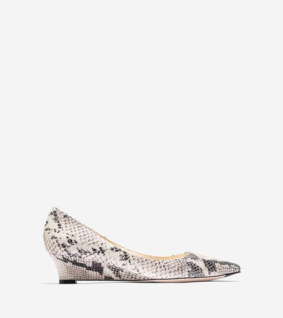 Cole Haan Bradshaw Wedge 40 mm Pointy Toe. Available in two prints. Cole Haan. Was: $268 Now: $179.