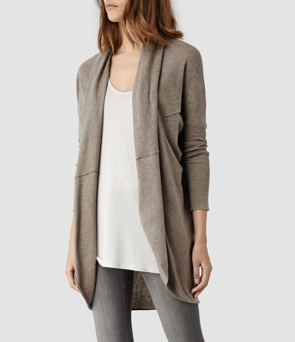 Itat Shrug. Available in multiple colors. All Saints. $140.