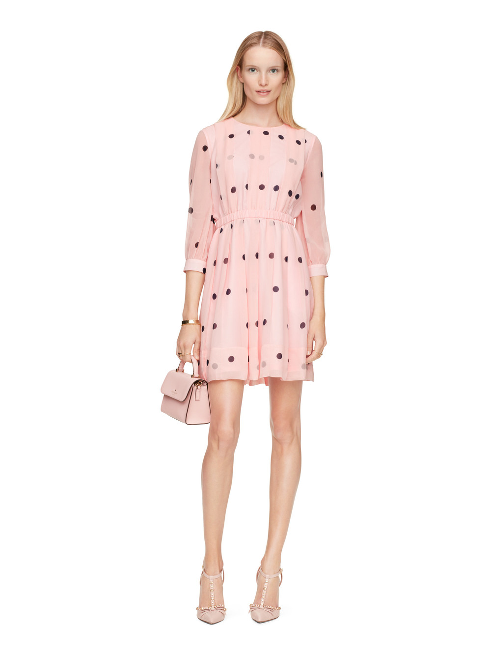 Kate Spade Tiny Spotlight Pleated Dress. Kate Spade. $378.