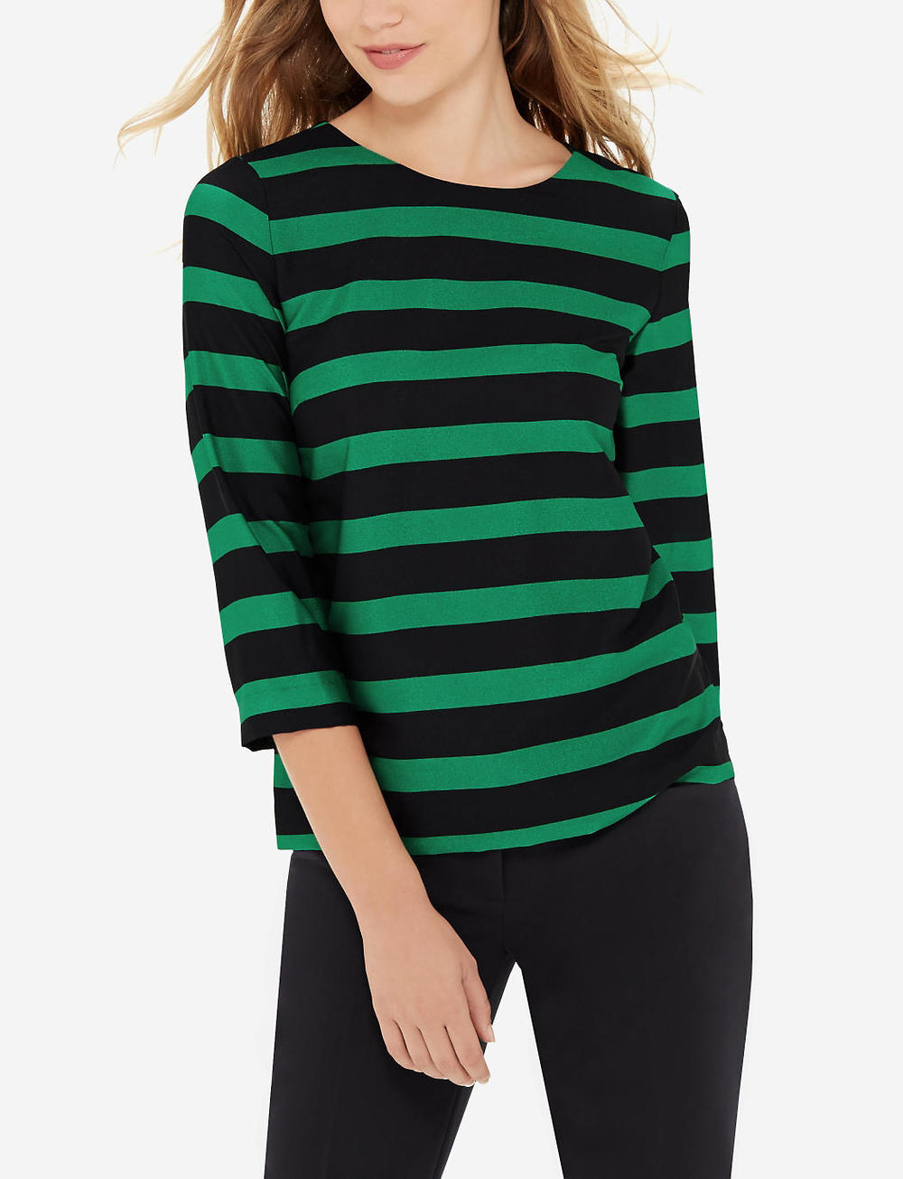 Striped Lightweight Top. The Limited. Was: $59 Now: $29.