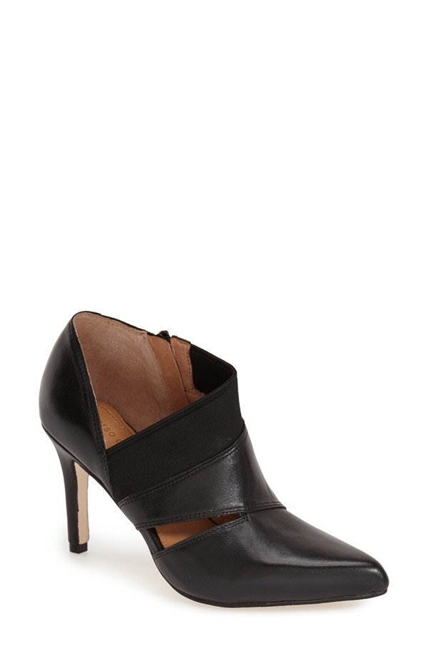 Corso Como Yorktown Cut Out Bootie. Nordstrom. Was: $164 Now: $115.