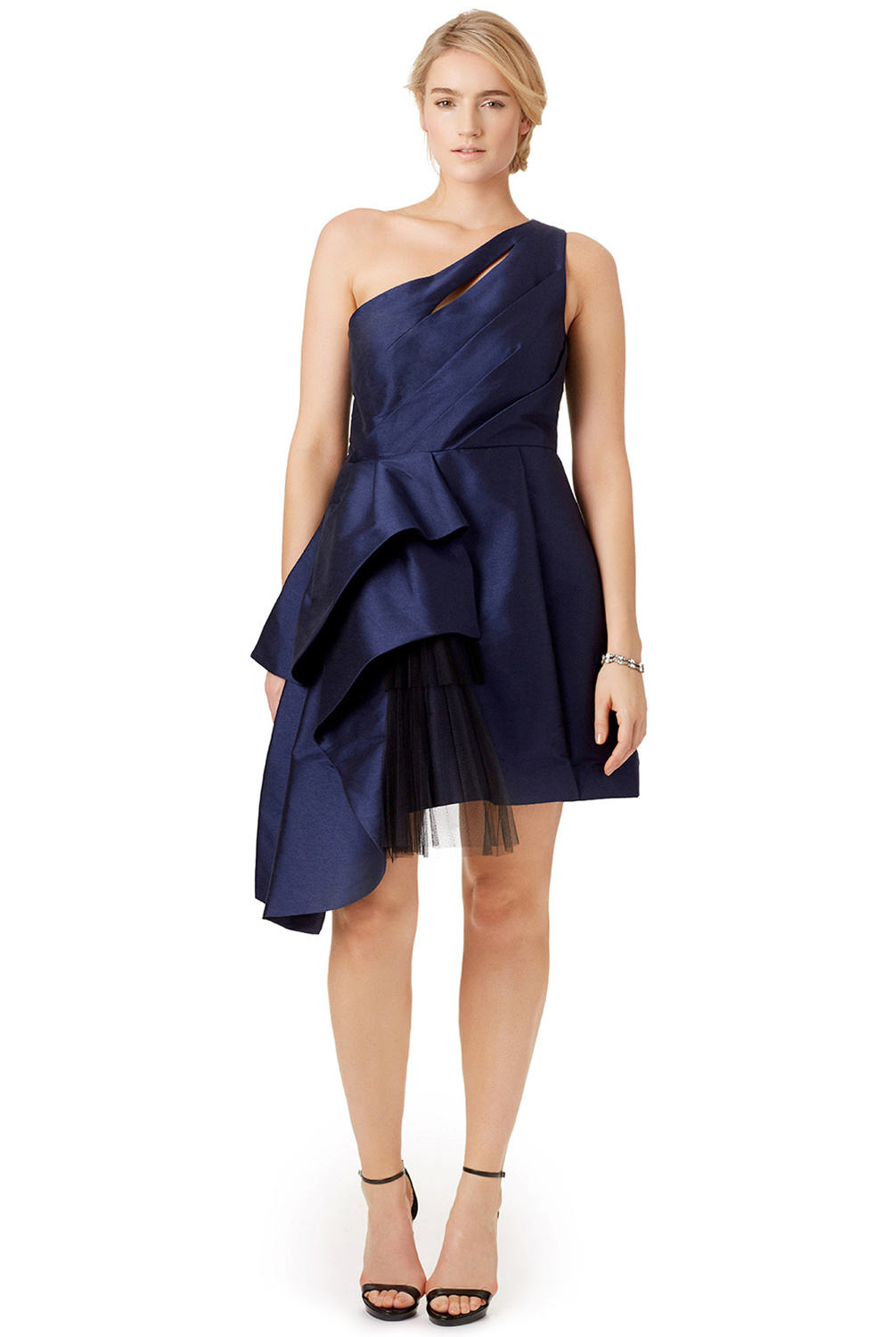 Flowing Stream dress. Monique Lhuillier. Rent the Runway. $85.00 Rental fee