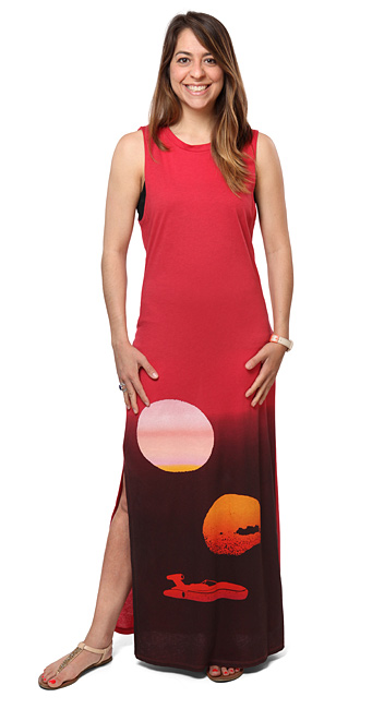 Star Wars Tatooine Dress. Think Geek. $39.