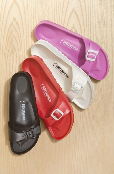 Birkenstock Madrid Slide Sandal. Available in multiple colors. Nordstrom. $29.