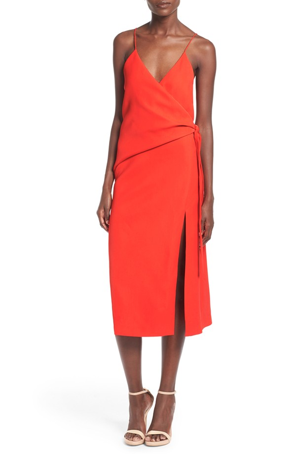 C/MEO Better Things Midi Dress. Nordstrom. $180.