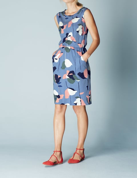 Blackberry Dress. Available in multiple colors/ prints. Boden. Was: $78 Now: $70.
