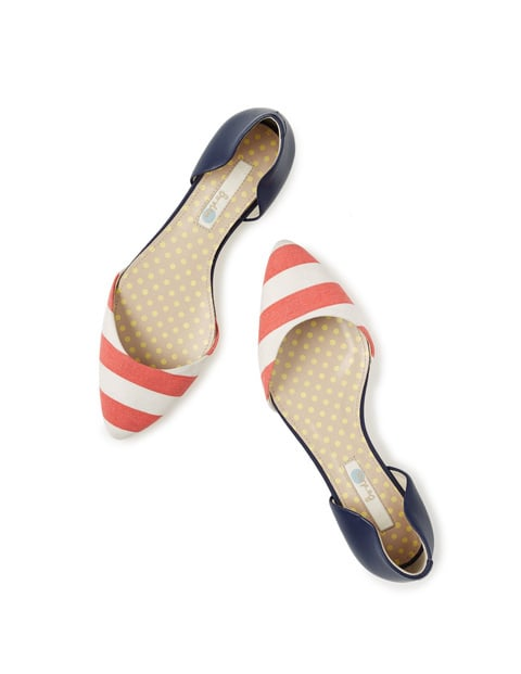 Vienne Point AR660 Flats. Available in three colors. I also like the cheek pink for you. Boden. Was: $108 Now: $32-54.