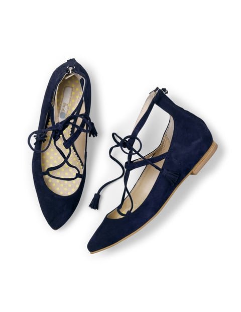 Lillie Lace Up Point AR669. Available in multiple colors. Boden. Was: $138 Now: $41.