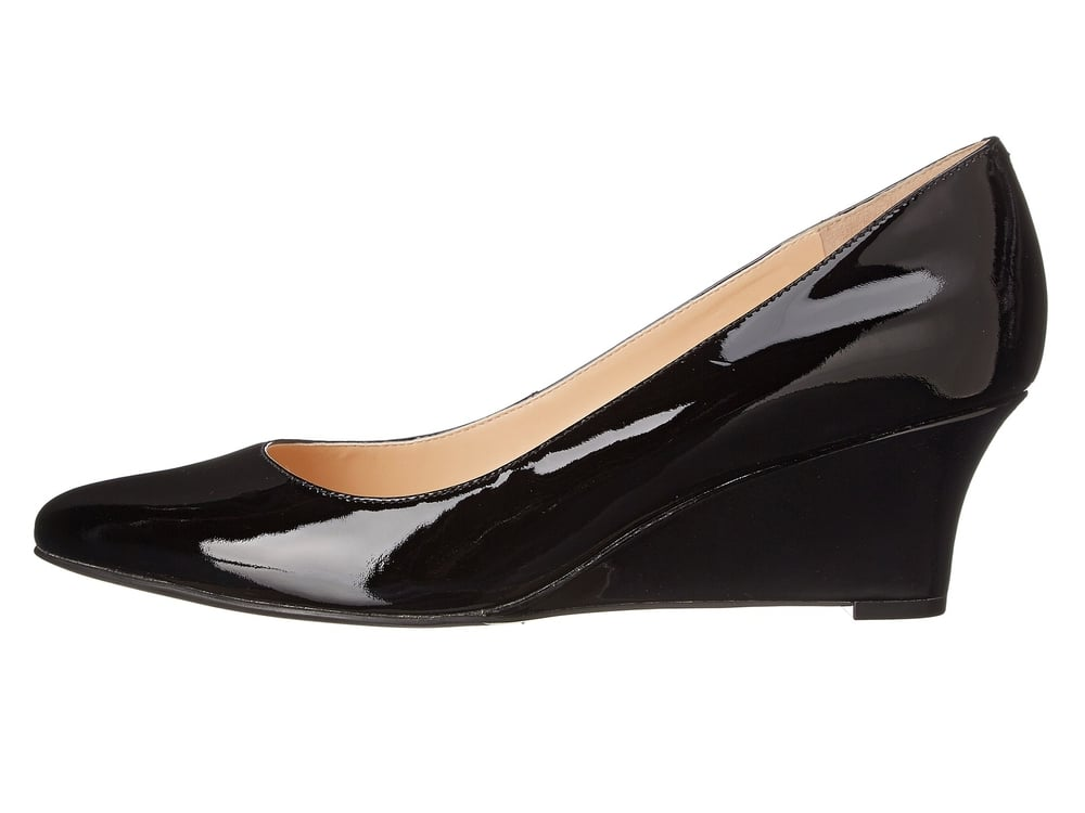 Cole Haan Catalina Wedge. Available in black, nude. Cole Haan. $168.